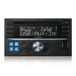 Alpine 2DIN CD-tuner